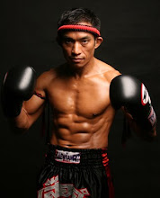 Master Vince of Muay Thai China