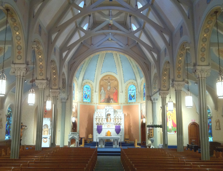Power Sound Of New England Blog Holy Family Parish