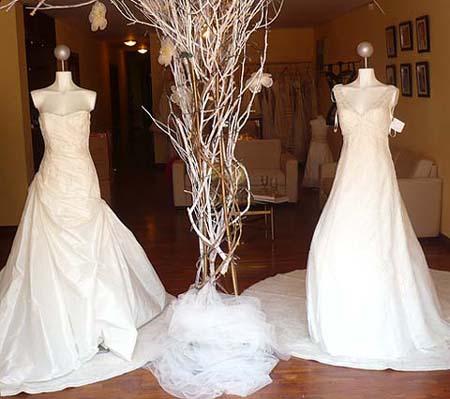 Vestidos novia lagunilla df