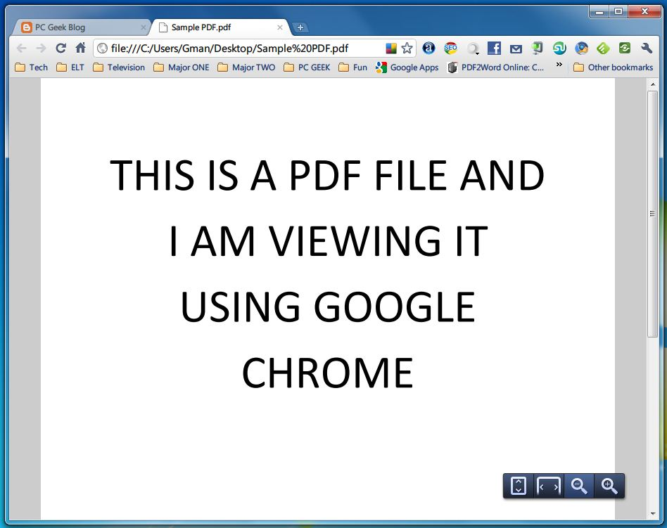 Unable to open or read a PDF file