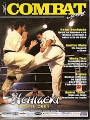 Capa da revista Combat Sport