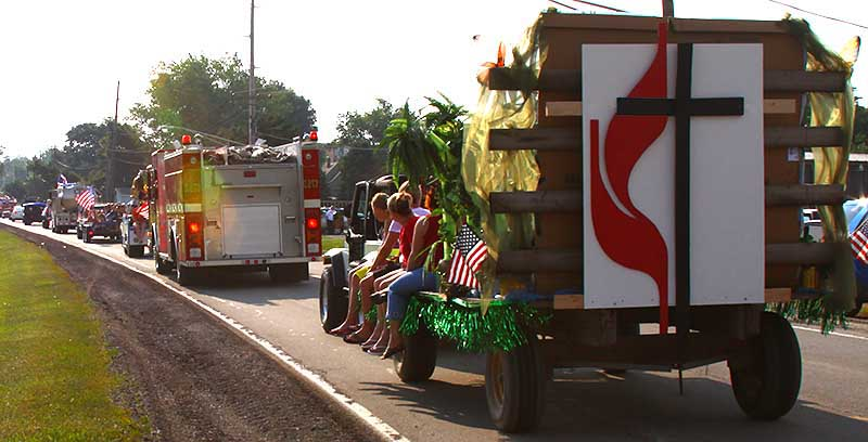 Church Parade Float Ideas http://homerumc.blogspot.com/2010_07_01_archive.html