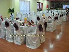 Alina KAPELLER 0727 340 643 decoratiuni, aranjamente sali nunta Beius, Bihor