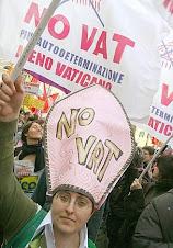 No al papismo