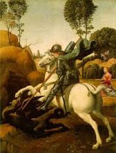 San Giorgio ed il Drago