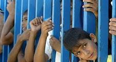 bambini palestinesi detenuti