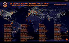 manifestazioni per la pace nel mondo