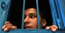 ragazzo palestinese carcerato
