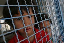 bambini palestinesi in carcere