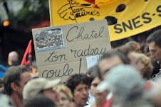 sciopero professori francesi