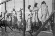 dignitari libici impiccati da Graziani