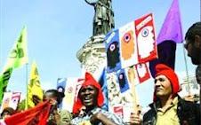 sciopero (in Francia)