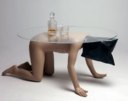 Abu Ghraib table