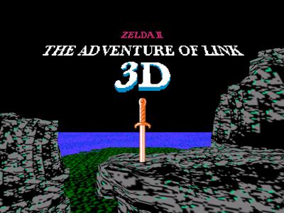 Zelda II FPS