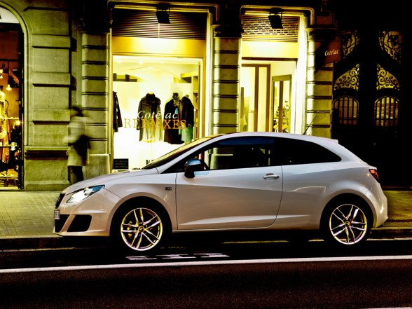 2010 Seat Ibiza Fr Tdi Sc Wallpapers