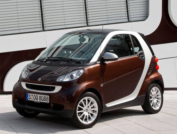 Smart ForTwo Edition Highstyle 2009