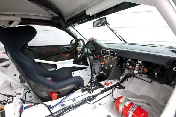 Porsche 911 GT3 Cup 2010 Interior