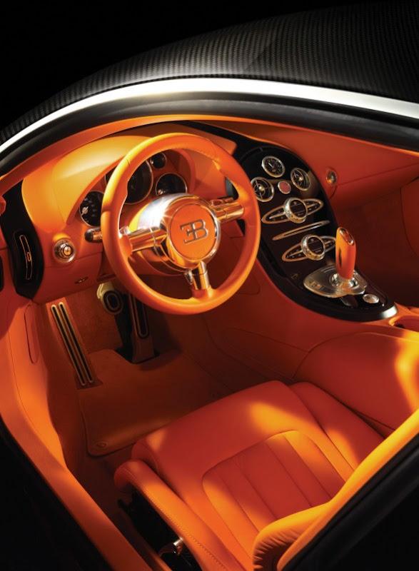 2008 Bugatti Veyron Sang Noir