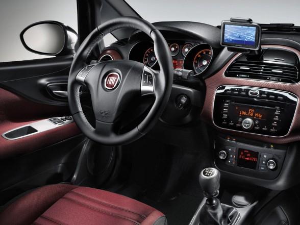 2010 Fiat Punto Evo Cars
