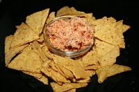 New Year's Sundried Tomato crockpot dip