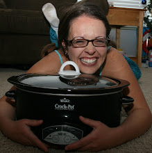 Stephanie loves her crock pot