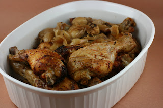 Year of Slow Cooking: Slow Cooker 20 to 40 Clove Garlic Chicken