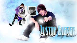Justin Bieber wallpapers [He stole my head]