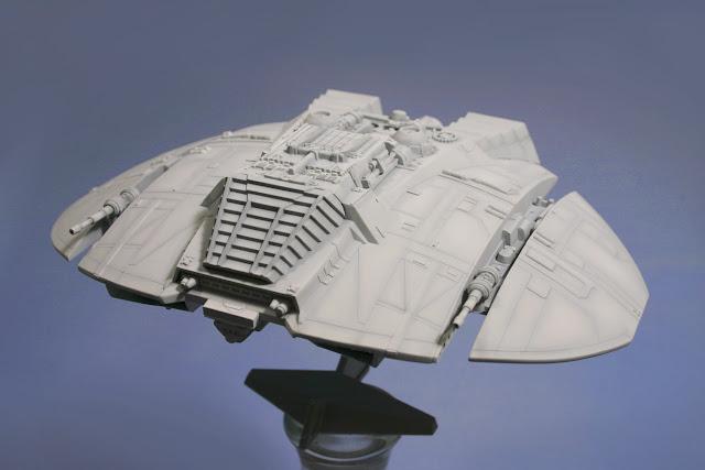Progress Lighting Lucky Collection 33 56 In 4 Light: MODELKIT WORKSHOP: Battlestar Galactica Cylon Raider : Revell