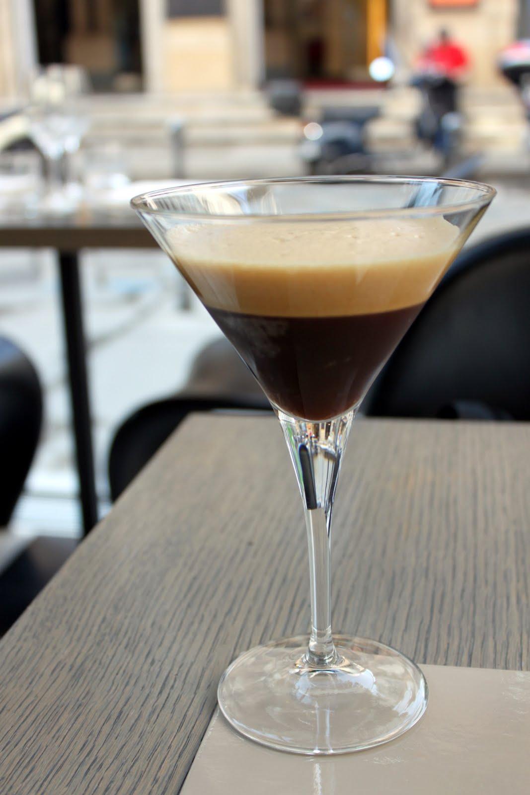 the simplest aphrodisiac: Milan, Italy: Café Trussardi