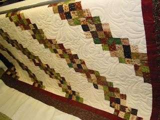 moda jelly roll design quilt