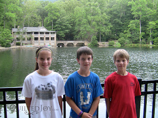 Kidlets at Montreat