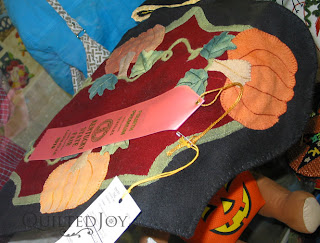 Fair pumpkins