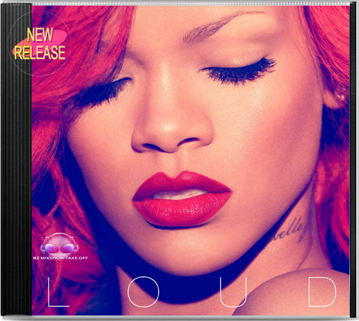 Rihanna's Album cover for her new album due out in November 2010. I like it.