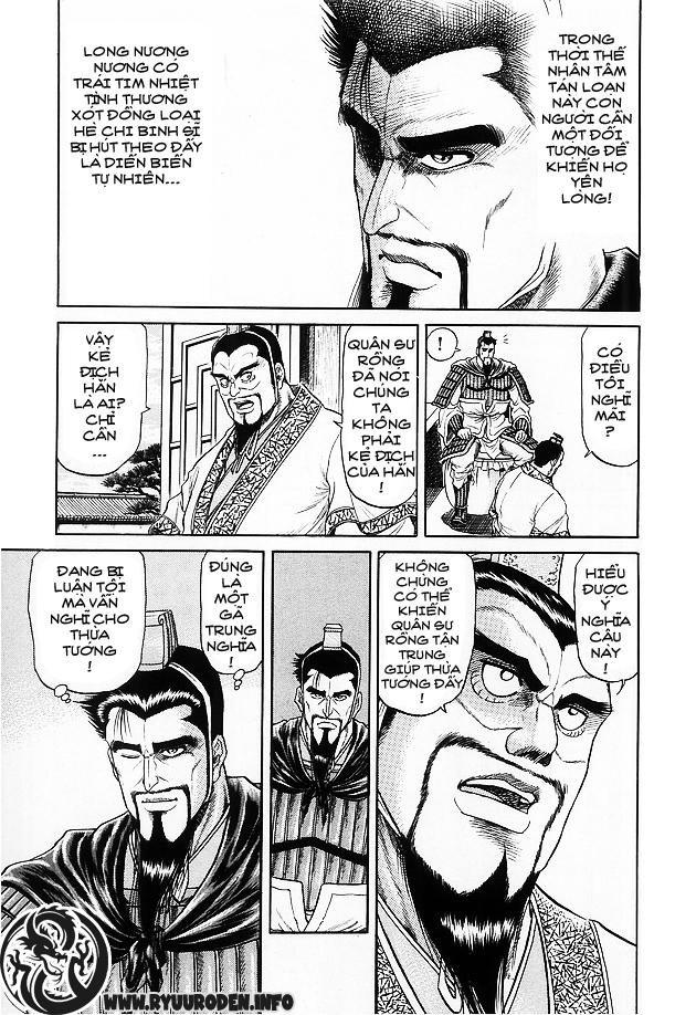 Chú bé rồng-Ryuuroden chap 15 Trang 10 - Mangak.info