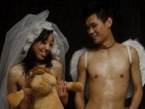 membuat foto foto mesra menjelang pernikahan pre wedding bertema