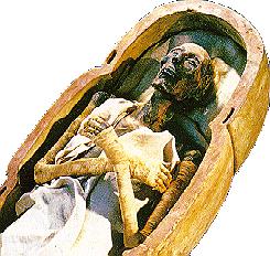 Bukti Malaikat Menyumpal Mulut Firaun, Sesaat Sebelum Mati