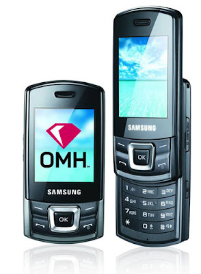 Samsung Mpower 699 CDMA OMH Mobile in India