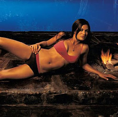 Top 10 Bustiest Female Athletes