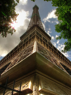 Beautiful photography of Eiffel Tower