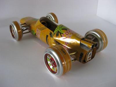 Miniatur Mobil Keren