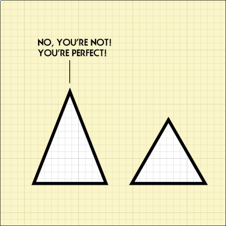 Humor with Geometric Figures Seen On www.coolpicturegallery.us