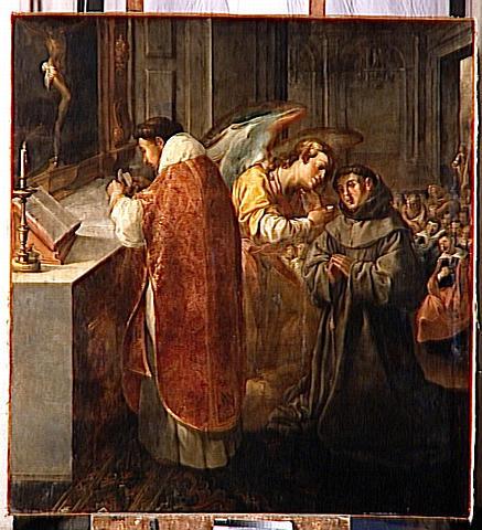 IDLE SPECULATIONS: Saint Bonaventure