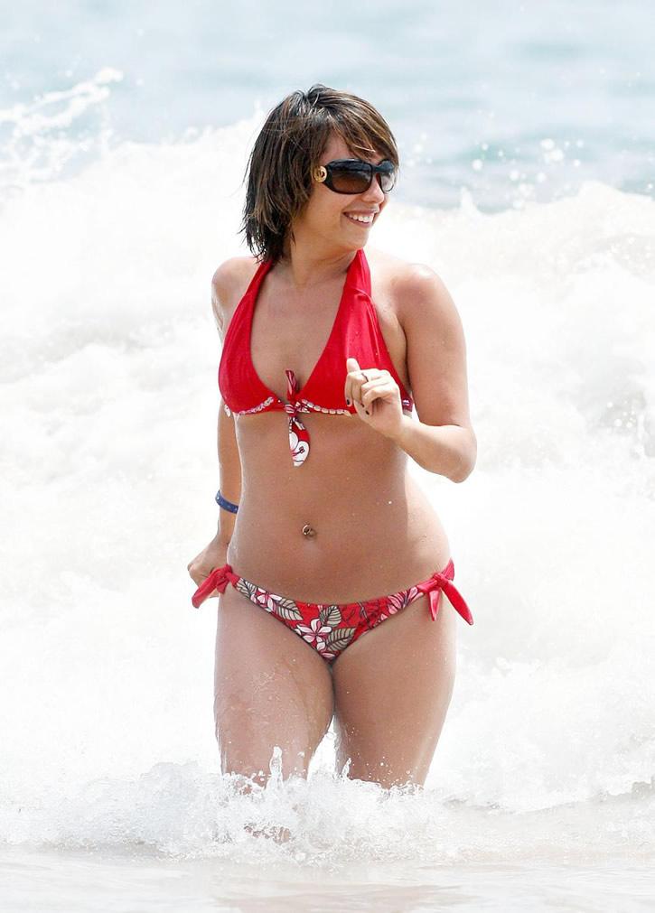 Cheryl Burke hot bikini