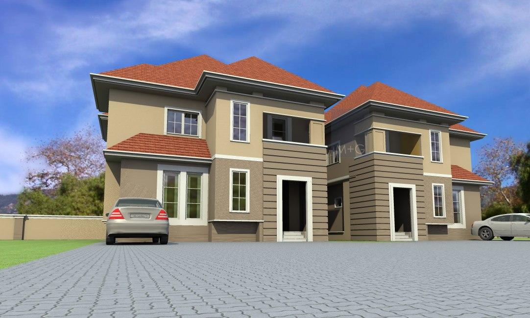 Nigerian buildings joy studio design gallery best design for Contemporary residential buildings