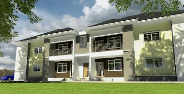 3 bedrooms flats (4 units)