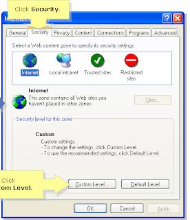 Trouble loading websites