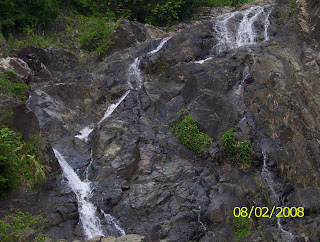The Argyle Waterfall