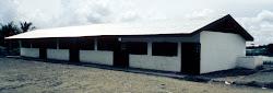 A finished school at Cau Tram