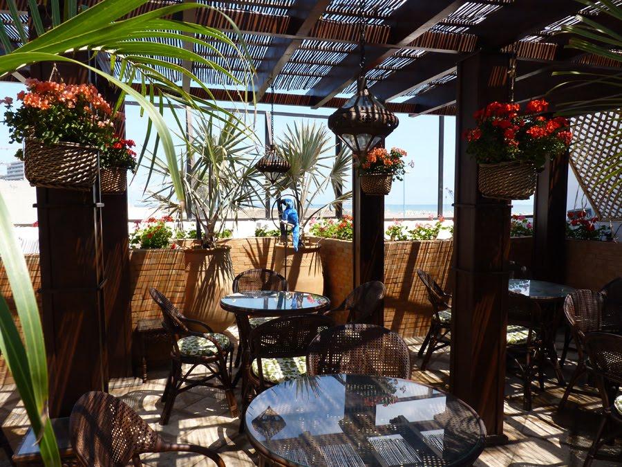 Blue Mediterranean Cafe Newport Beach