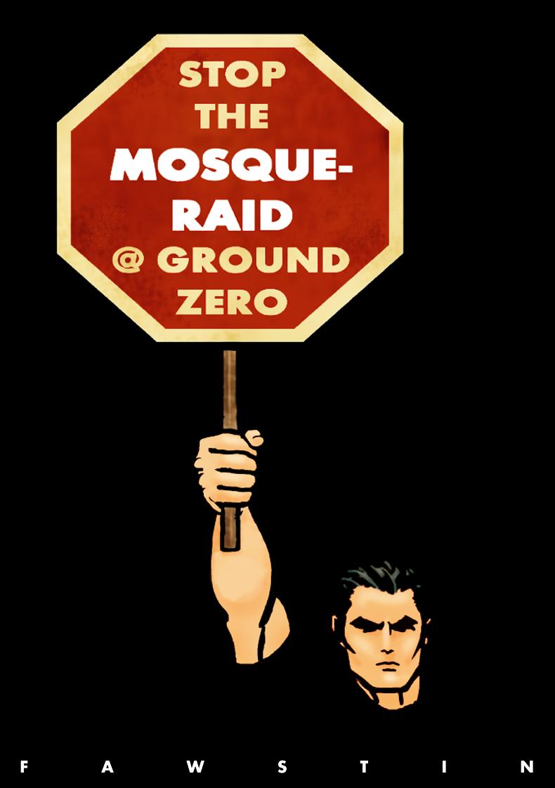No mosque at ground zero essay